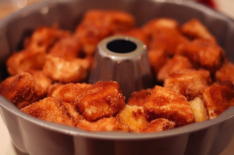 Monkey bread recipe   Food, Health, Recipes and Tips   Scoop.it