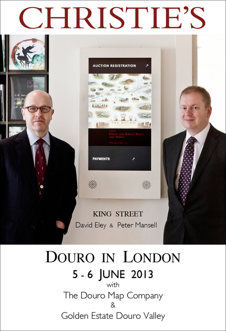 Douro in London with Christie's | The Douro Index | Scoop.it