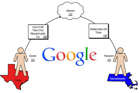 Google Granted Tax Free Gifting Patent - EcommerceBytes (blog) | Gift Shop | Scoop.it