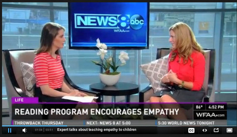 Expert talks about teaching empathy to children | Learning and Teaching Literacy | Scoop.it
