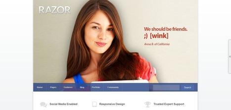 17 Best BuddyPress Themes For Community Websites   Web Design   Scoop.it