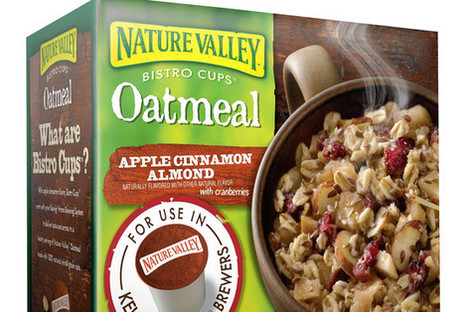 Would you make oatmeal in your single-cup coffee maker? | Kickin' Kickers | Scoop.it