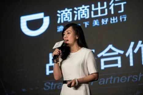 Didi Chuxing, le «Uber chinois», veut conquérir le monde   Internet in China   Scoop.it