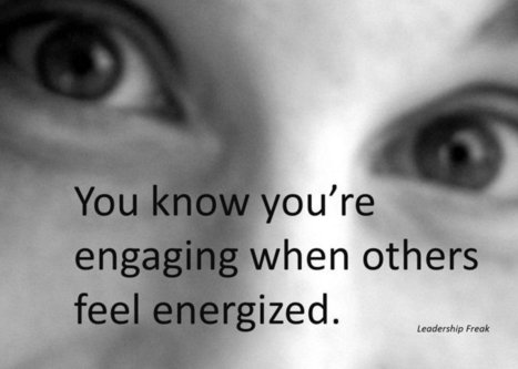 7 Marks of Engaging Language | Leadership in education | Scoop.it