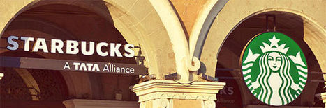 Tata Starbucks, taking on the Indian coffee market - World Coffee Press | JIS Brunei: Business Studies Research:  Starbucks | Scoop.it