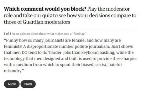 Harcèlement, sexisme, mais aussi espoir : le Guardian face à ses 70 millions de commentaires | Marketing digital, communication, etc. | Scoop.it