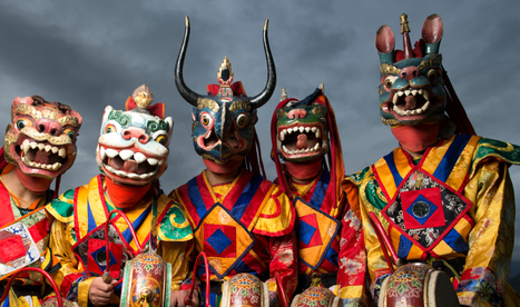 9 Interesting Facts About Bhutan. | Into Thin Air | Scoop.it