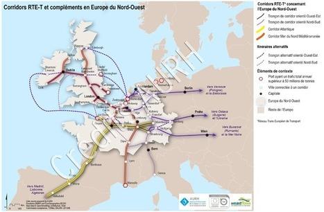 Le Havre - Meeting HAROPA - Corridors européens de transport | Dernières publications des agences d'urbanisme | Scoop.it