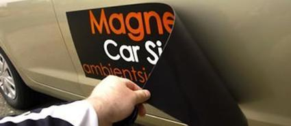 Magnetic Car Signs Combine Promotion with Portability for Businesses by John Morgan | Latest Commodity News | Scoop.it