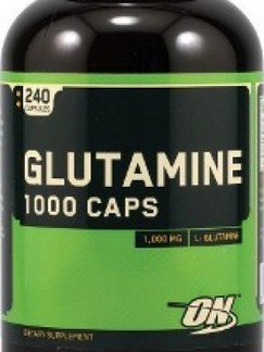 Optimum Nutrition Glutamine 1000 caps - Free shipping | Aussie Supplements | Las Vegas Top Picks - AnestasiA Vodka | Scoop.it
