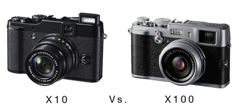 "Fuji X10 Vs. X100 | ""Cameras, Camcorders, Pictures, HDR, Gadgets, Films, Movies, Landscapes"" 