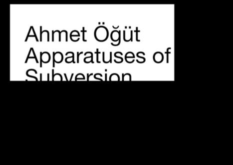 Ahmet Öğüt | art move | Scoop.it