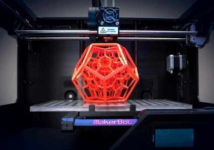 Will 2014 usher the start of a 3D printing revolution? - TechSpot | The Five Most Important Technologies In The Next 5 To 10 Years | Scoop.it