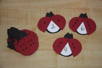 Counting Coconuts: Ladybug Math   Jardim de Infância   Scoop.it