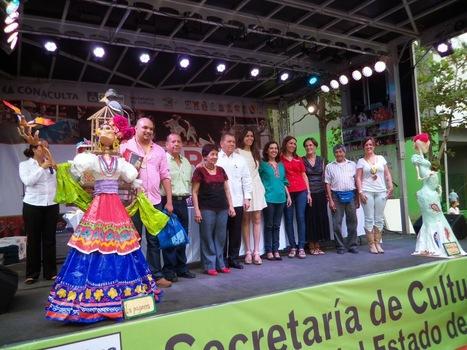 GOBCOL: Premia Gobierno a las mejores catrinas monumentales | Noticias Colima | Scoop.it