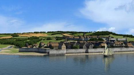 Vidéo 3D de Boulogne-sur-Mer, quelques siècles plus tôt... | Tourisme Boulogne-sur-Mer | Scoop.it