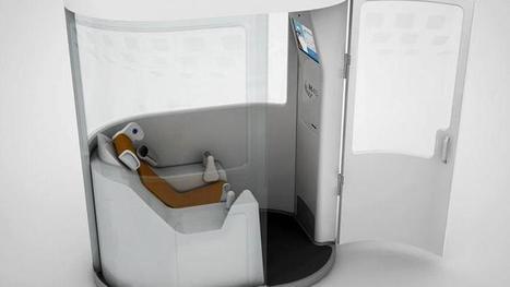 Un médecin crée une cabine de santé connectée pour les consultations à distance | La Transition sociétale inéluctable | Scoop.it