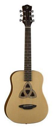 Luna Guitars Safari Trinity Travel Guitar with Gig Bag | Best Acoustic Guitar Reviews | Scoop.it
