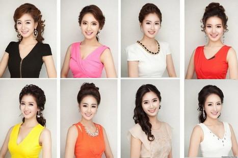 Chirurgie esthétique : les ressemblances des concurrentes de Miss Corée 2013 frappent les internautes | Chirurgie esthétique | Scoop.it