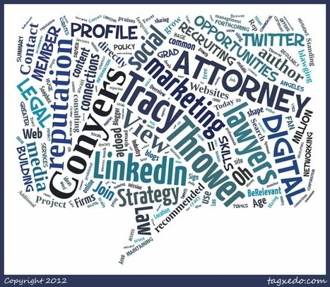 Pinterest Resume | Tracy Thrower Conyers | Attorney Job Search In A Social World | Scoop.it