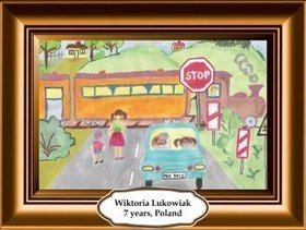 4th International UIC drawing contest for children on level crossing safety officially open! | ILCAD - Safety at level crossings | Scoop.it