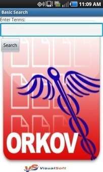 ORKOV una App para Android que ofrece una alternativa de interfaz PubMed | Salud Social Media | Scoop.it