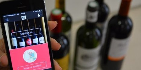 "L'appli Goot, futur ""Uber"" des cavistes ? 