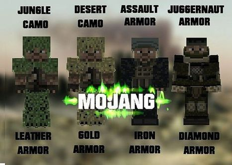 Mine of Duty Texture Pack for Minecraft 1.5.2 | Texture Packs for Minecraft | Scoop.it