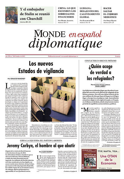 Le Monde diplomatique | Ciberpanóptico | Scoop.it