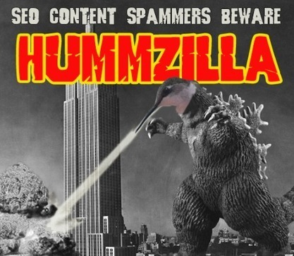 Forget Google Hummingbird: Hummzilla is Here - One Empire. Yours. | Local Search Marketing Survival Strategies | Scoop.it