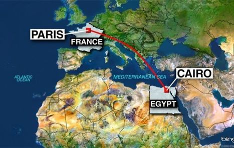 Likely Terrorist Attack Downed EgyptAir Flight 804 | Liberty Revolution | Scoop.it