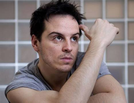 'Sherlock has changed my whole career': Andrew Scott interview | Innovation | Scoop.it