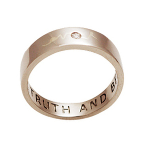 Make A Lifetime Commitment With Beautiful Wedding Ring | Jewellery By Robert Young Sculpture – Australia | Scoop.it