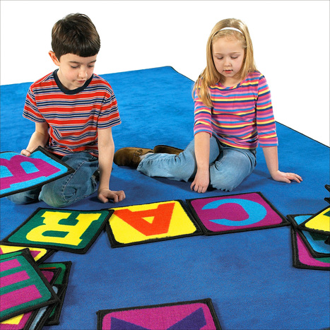 Encourage Your Kid's Intellect with all-new Flagship Rugs Collection | Colorful World of Area Rugs | Scoop.it