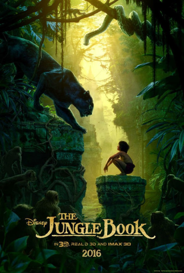 Disney's Live-Action Jungle Book Drops Its First Footage, And It Is Stunning | Machinimania | Scoop.it