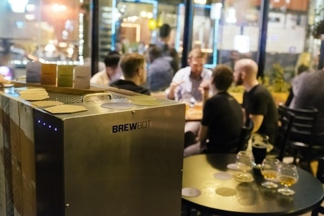 Brewbot, the automated homebrew machine, will soon be out in the wild | International Beer News | Scoop.it