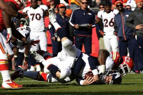 Peyton Manning undergoes concussion test, but cleared by Broncos | gf peyton manning | Scoop.it