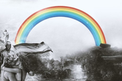 Symbolit selviksi 1/5: Sateenkaari kertoo rauhasta — Valomerkki   Uskonto   Scoop.it