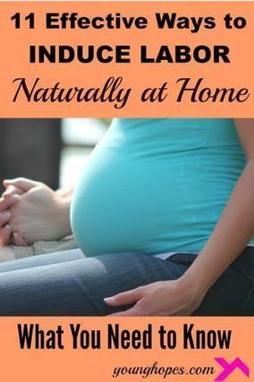 11 Effective Ways to Induce Labor Naturally at Home • | Beauty Care for Women | Scoop.it
