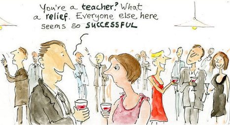 How can you be a successful teacher? | Education: Teaching & Learning | Scoop.it