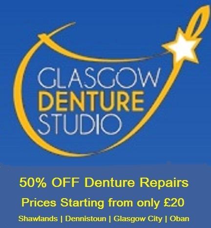 50% OFF Denture Repairs   Glasgow Denture Studio   Scoop.it