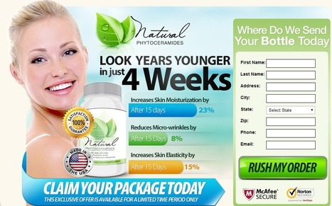 Natural Phytoceramides Review - GET FREE TRIAL SUPPLIES LIMITED!!! | Simply  Using This Skin Care Supplement | Scoop.it