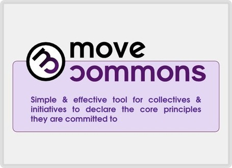 Move-commons | Slides | The Next Edge | Scoop.it