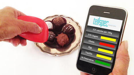We Took The Laser Scanner That Tells You What's In Your Food Out For A Spin... | thefuture | Scoop.it
