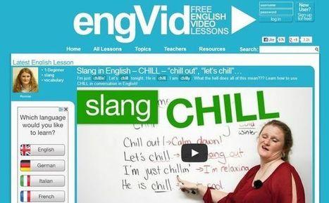 engVid, cientos de vídeos para aprender y perfeccionar tu inglés | tecnología y aprendizaje | Scoop.it