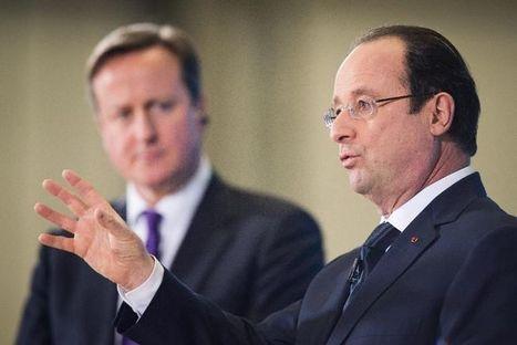 France-Royaume-Uni : le sommet plombé par l'UE | Campagne européennes 2014 | Scoop.it