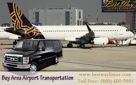 Bay Area Airport Transportation | Bay Area Limousine Services | Scoop.it
