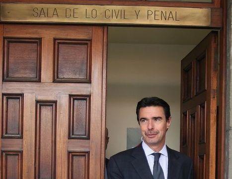 Ministre Industrie d'#Espagne démissionne suite #PanamaPapers (après avoir d'abord vivement nié #tartuffe #menteur #couillesaucirage ) | Infos en français | Scoop.it