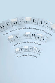 Agamben, Badiou, Zizek, and others on Democracy | ontology | Scoop.it