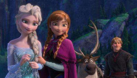 After 'Frozen,' a Baby Boomlet of Elsas | Kickin' Kickers | Scoop.it